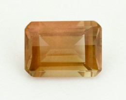 8.1ct Amber Rectangle Sunstone (S1003)