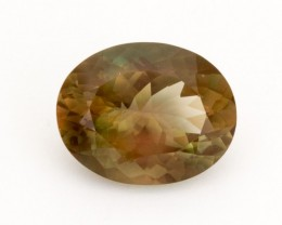 SALE WAS $2222 ~ 10.1ct Oregon Sunstone, Watermelon Oval (S1051)