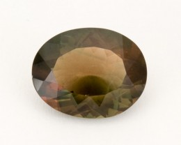 7ct Oregon Sunstone, Dichroic Oval (S1062)