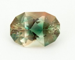 7.5ct Oregon Sunstone, Green/Clear Oval (S1058)