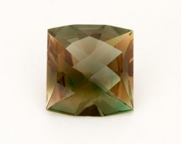 8ct Oregon Sunstone, Dichroic Square (S1063)