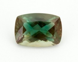6.3ct Oregon Sunstone, Green Rectangle (S1081)
