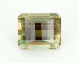 5.8ct Oregon Sunstone, Green Rectangle (S1084)