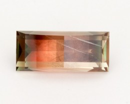 8.2ct Oregon Sunstone, Watermelon Baguette (S1398)