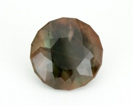 SALE WAS $12,100 ~ 11.8ct Oregon Sunstone, Green Round (S1897)