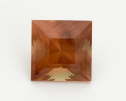 7.9ct Oregon Sunstone, Peach Square (S1909)