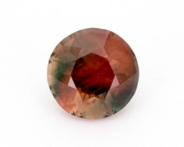 5.7ct Oregon Sunstone, Red/Green Round (S1910)