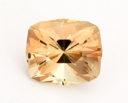SALE WAS $859 ~ 14.2ct Oregon Sunstone, Champagne/Red Rectangle (S1911)