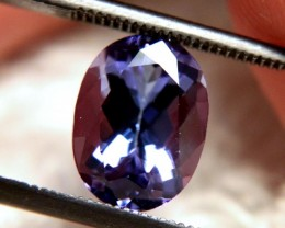 CERTIFIED - 2.98 Carat VVS African Tanzanite - Gorgeous