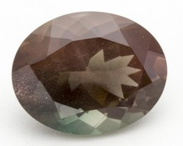 5.2ct Oregon Sunstone, Dichroic Oval (S1987)