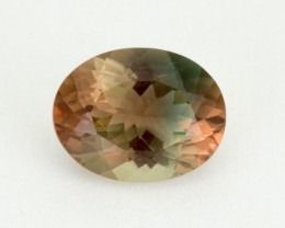 1.7ct Oregon Sunstone, Green/Pink Oval (S1972)