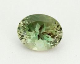 3.6ct Oregon Sunstone, Green/Clear Oval (S1973)