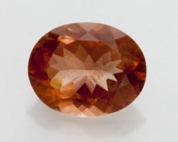 2.4ct Oregon Sunstone, Peach Oval (S1970)