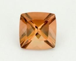 1.4ct Oregon Sunstone, Peach Square (S1988)