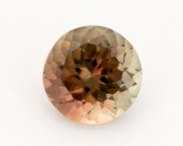 2.6ct Oregon Sunstone, Dichroic Round (S2025)
