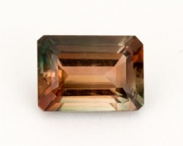 .95ct Oregon Sunstone, Dichroic Rectangle (S2026)