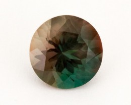 1.5ct Oregon Sunstone, Bicolor Round (S2030)