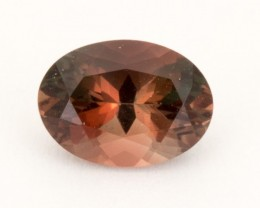 .95ct Oregon Sunstone, Red Rootbeer Oval (S2033)