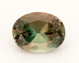 1.7ct Oregon Sunstone, Dichroic Oval (S2038)