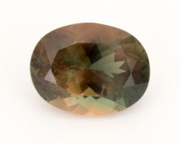 3.3ct Oregon Sunstone, Bicolor Rootbeer Oval (S2039)