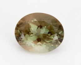 4.8ct Oregon Sunstone, Green Oval (S2012)