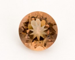 2.3ct Oregon Sunstone, Rootbeer Round (S2007)
