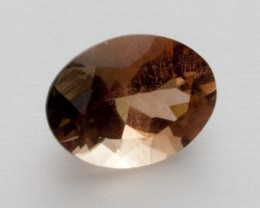 1.1ct Oregon Sunstone, Peach Oval (S2021)