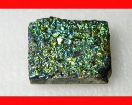 40cts Natural Titanium Druzy Cab Stone Z881