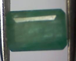 .75ct Emerald cut Colombian Emerald - Pretty Gem- A900