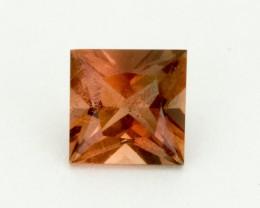 1.2ct Oregon Sunstone, Peach Square (S2029)