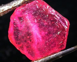 8.53 CTS RUBY ROUGH FROM MADAGSCAR  -TREATED  [F4313]