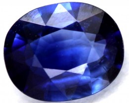 BLUE CELYON SAPPHIRE NATURAL STONE 0.58 CTS  PG-207