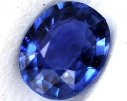 BLUE CELYON SAPPHIRE FACETED STONE 0.55 CTS  PG-209