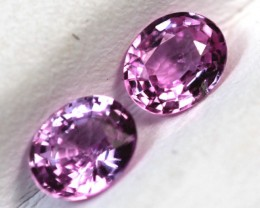 PINK SAPPHIRE MADAGASCAR 0.85  CTS  PG-215