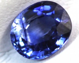 BLUE CELYON SAPPHIRE NATURAL STONE0.75  CTS  PG-213