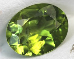 1.70 CTS PERIDOT BRIGHT GREEN  CG-20