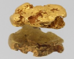 100% NATURAL AUSTRALIAN GOLD NUGGET 0.31 GRAM