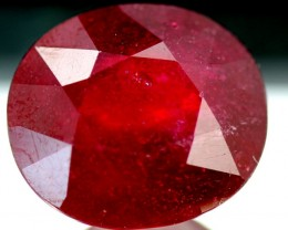 MADAGASCAR TREATED  NATURAL RUBY 24.55  CTS  PG-222