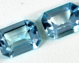 BLUE TOPAZ 3.40 CTS  PG-224
