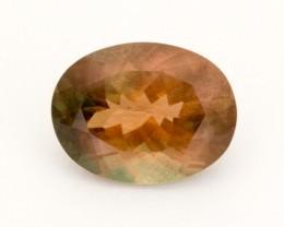4.8ct Oregon Sunstone, Rootbeer Oval (S2065)