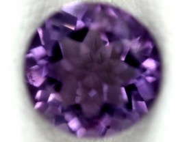 AMETHYST FACETED STONE 1.10 CTS CG-27