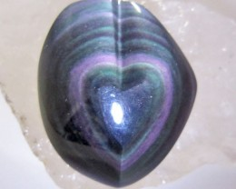 144CTS MEXICAN CHATOYANT OBSIDIAN GG1012
