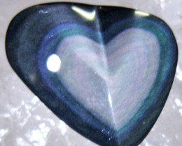 35CTS MEXICAN CHATOYANT OBSIDIAN GG1021
