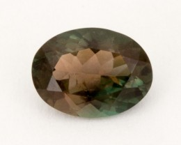 0.8ct Oregon Sunstone, Bicolor Oval (S2108)