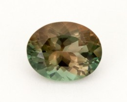 1.8ct Oregon Sunstone, Rootbeer Green Oval (S2115)