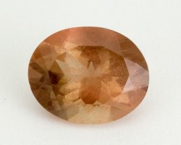 2.8ct Oregon Sunstone, Peach Oval (S2057)