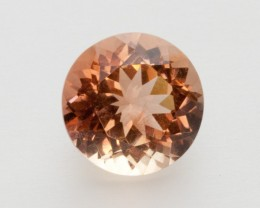 2.7ct Oregon Sunstone, Peach Round (S2060)