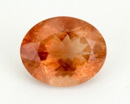 2.5ct Oregon Sunstone, Peach Oval (S2074)