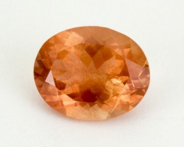3.2ct Oregon Sunstone, Peach Oval (S2079)