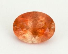 1.2ct Oregon Sunstone, Peach Oval (S2097)